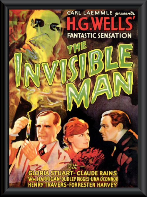 THE INVISIBLE MAN (1933) I am a pretty avid fan of the old, 1930s/1940s Universal monster movies. I've watched Dracula, starring Bela Lugosi, at least twelve times and I also own collectors' editions of Frankenstein, The Wolfman and The Mummy. There are three major films which belong to that catalog of films, however, which I have not seen. One of them happened to be The Invisible Man. To me, he always seemed like the one of the odd men out. The Justice League had Batman, Superman, Wonder Woman, The Green Lantern, The Flash…and then it had Hawkman…and Atom…and Zatanna. Basically, the B-team of heroes. Well, I always looked at The Invisible Man, The Creature from the Black Lagoon and The Bride of Frankenstein as the back-ups to the starting line up that was Dracula, Frankenstein, The Wolf-Man and The Mummy. I can't say I expected much when putting the movie on, but ultimately I was pretty impressed with James Whale's film. It's engaging, which is more than I can say about The Mummy. We open up to a bandaged stranger, walking around lonesomely in the cold dead of night, until he stumbles upon a place of gathering that offers room and board. From there, we are slowly but surely introduced to the classic H.G. Welles monster derived from man. Unlike the others apart of the Universal collection, The Invisible Man is a human being. Okay, an argument could be made for the Wolf-Man but still, he's a dog whenever the moon is full. Claude Rains portrays Dr. Jack Griffin, a man who subjects himself to a chemical test in order to accomplish what no other scientist has ever done - create legitimate invisibility. He does so, but unfortunately for him it is on reversible by means of death. This, however, doesn't seem to phase him in the slightest. Griffin plans on using and abusing his invisibility to full potential. First by killing strong minor figures then eventually upgrading to political figures and world leaders. In order to do this, he requests the aid of Dr. Kemp (William Harrigan), but when Kemp is hesitant he is forced to strong-arm his one-time partner into agreement. Horror Genre: ★★★★/★★★★★ Overall: ★★★★/★★★★★