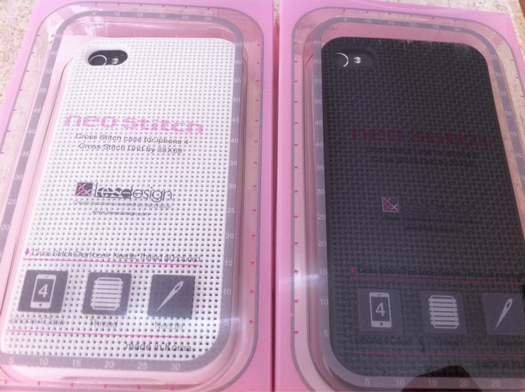 beefranck:  I got my cross stitchable iPhone cases! What should I put on em?  I thought of this for stickers, but cross stitching works, too.   Of course, this doesn't apply to you, but it's good for people who can't resist a GPOY whenever they're in the presence of a mirror.