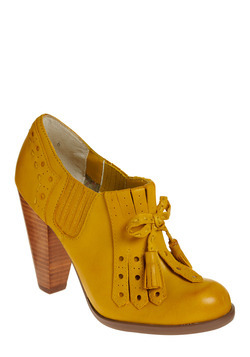 shoesandgaga:  Seychelles - $127.00 the Clue Bootie