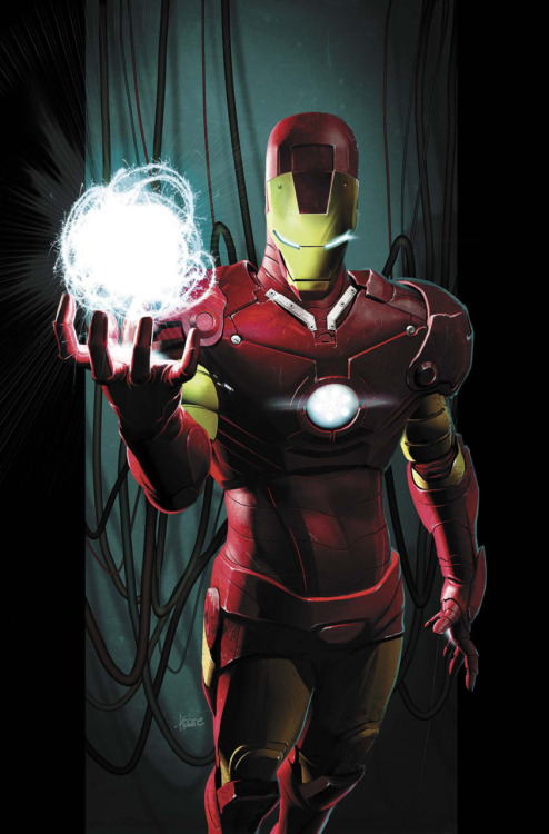 hellyeahscifi:   Ultimate Iron Man