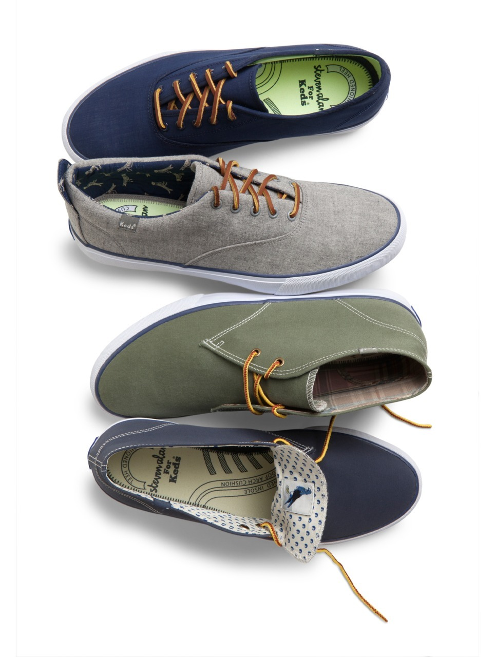 Steven Alan x Keds, pretty sweet if you ask me. I could see today's subject wearing these on a boat, Max from Where The Wild Things Are and maybe even Link from Zelda. Anyway, there all $70.00 each which ain't to shabby. Those super-fancy shoes I bought earlier this summer are toast so these would be a nice mid-summer refresh.