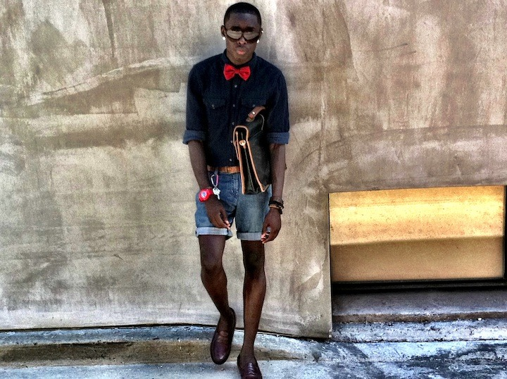 blackfashion:  Submitted by KnockSwag