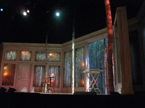 A Little Night Music Set Design by David Farley Submitted by theatricaldouche