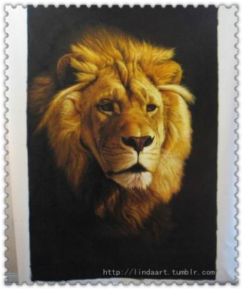 Lion Art Painting  King Lion, the King of Narnia. Welcome to my real life, if you can hear me.   King Lion, Oil on canvas, handpainted—not printed, (If you are interested in it, inquiry price at xiamen1986@gmail.com)