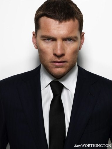 HOTTIE: Sam Worthington