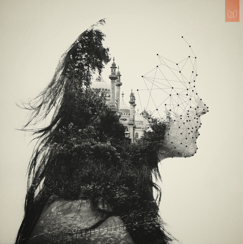 Digital art selected for the Daily Inspiration #884