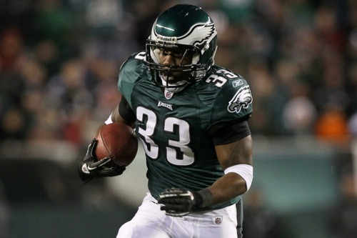 Jerome Harrison Philadelphia Eagles Free Agent 2011