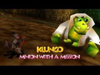 banjo kazooie banjo tooie klungo n64 nintendo nintendo 64 rareware queue
