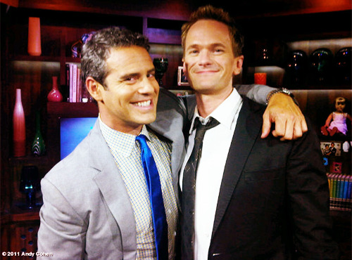 BravoAndy: There's nothing @ActuallyNPH can't do!! What a great guest. Thanks Neil http://say.ly/MPNwSJ