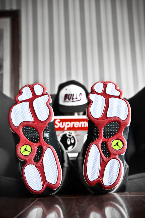 on tumblr? most likely. | Air Jordan XIII | vjw23