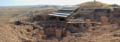 "The excavation of Göbekli Tepe in southern Turkey. The site has been dated back as far as 9000 B.C., making it an incredibly ancient and rare find, predating the ""first"" human civilizations in places like Sumer by several thousand years. Makes you think."