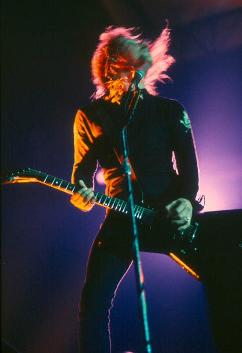 Metallica — James Hetfield