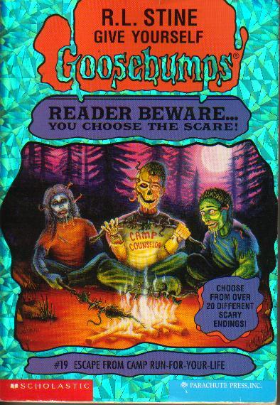 Give Yourself Goosebumps: Diary of a Mad Mummy 10 by R. L. Stine (1996, Paperbac