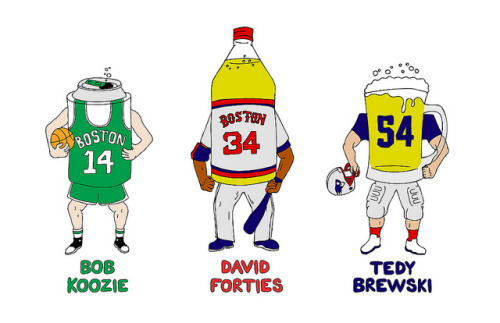 bobbybernethy:  Boston Brew Crew
