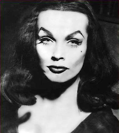 Vampira. Beautiful. Stunning. Classic.