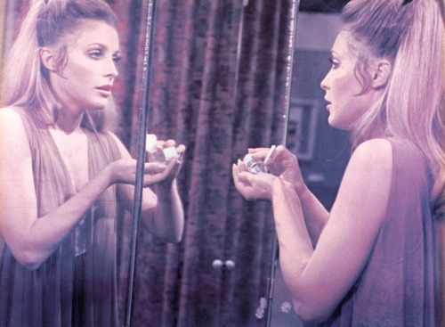 Sharon Tate in Valley of the Dolls (1967) Image Source