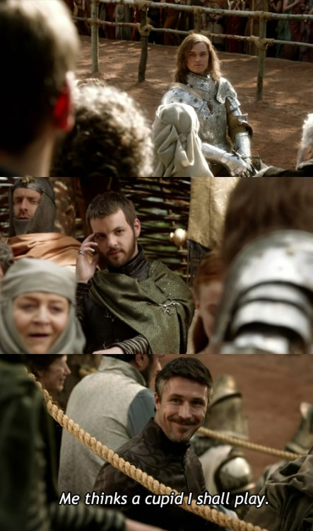 arrestedwesteros:  Tobias: Methinks a cupid I shall play. Bringing Up Buster - 1x03