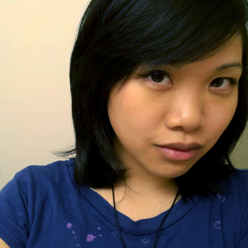 New picture. I would really like my hair to grow faster 3:<