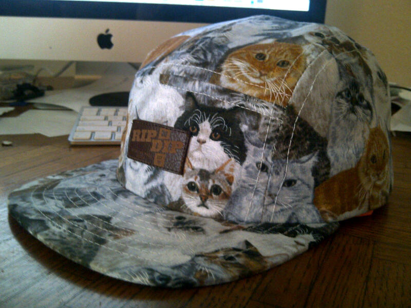ripndiplivefeed:  Nermal 5 panels are going to be part of our back to school/fall line.