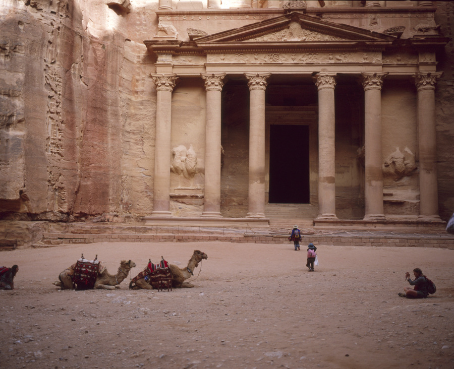 walkingthroughawall:  lensblr-network:  The treasury, Preta, Jordan by Joe Faulkner  (justtostart.tumblr.com)  Follow for similar posts http://walkingthroughawall.tumblr.com/