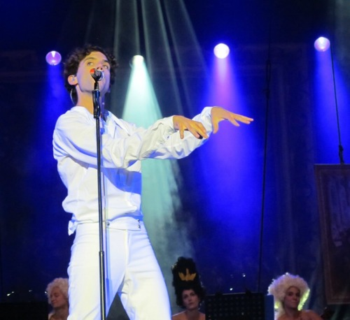 MIKA at Paléo Festival, Switzerland (23.07.11)