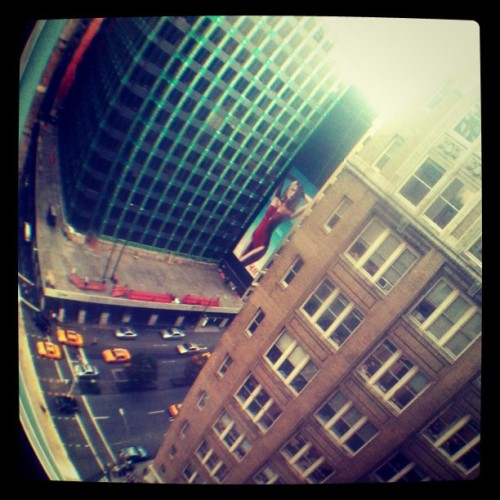 #nyc #parkave #street #building  (Taken with instagram)