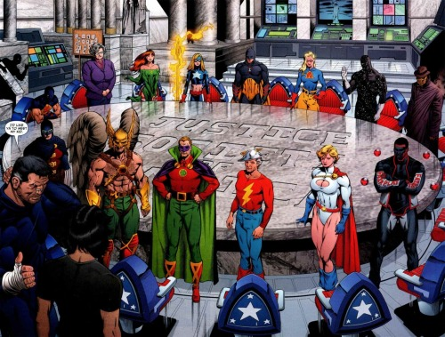 The JSA still exists to me.