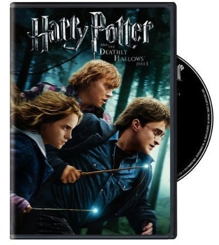 Our next r/harrypotter giveaway will be for Harry Potter and the Deathly Hallows, Part 1 on DVD! Stay tuned to this blog and the Great Hall for details coming soon!