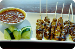 Satay by 198Qの365 on Flickr.