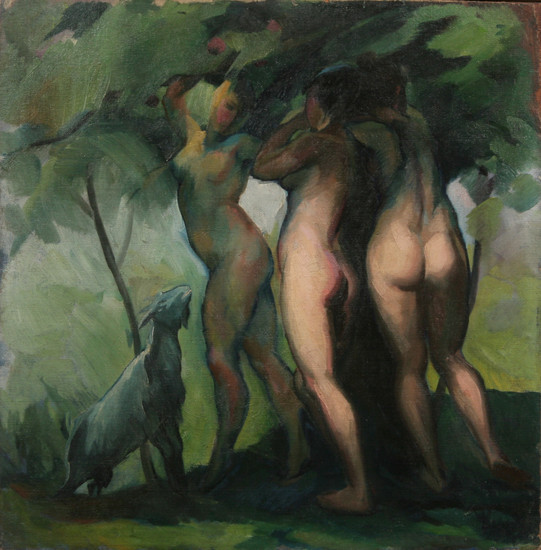 Three Graces Miroslav Kraljevic