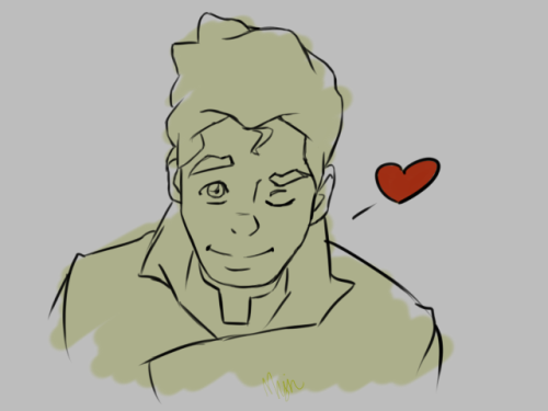 mhyin:  Bolin loves you <3