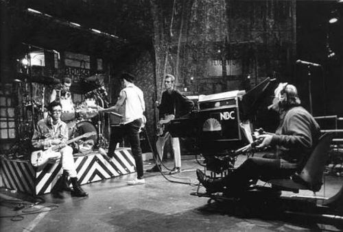 The Clash on SNL, 1982