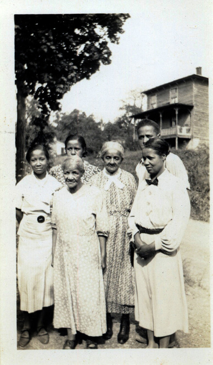 The Greene Family 1920's-30's Richmond, VA [Greene Family Album] ©WaheedPhotoArchive, 2011