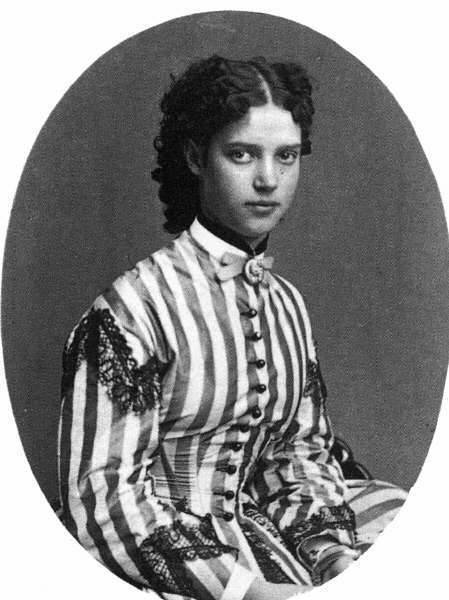 Dagmar of Denmark (future Maria Feodorovna), early 1860's (?)