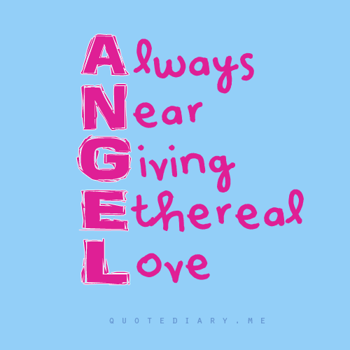 cutesecrets:  Angel - always near giving ethereal love HANNAH oh :) hihihihi