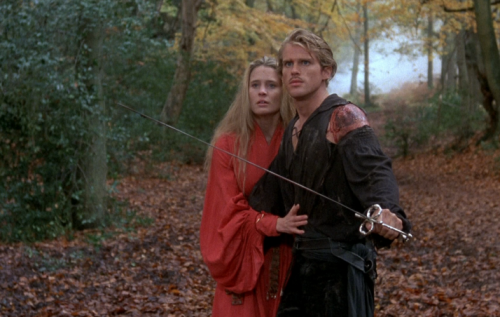 "hellogiggles:  LIFE LESSONS LEARNED FROM: THE PRINCESS BRIDE by Shannon Woodward  My favorite!! ""As you wish."""