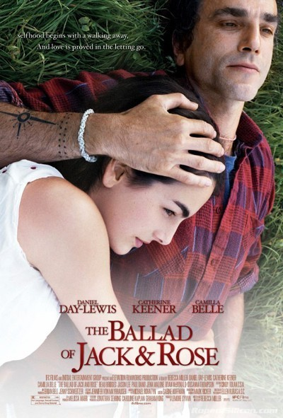 The Ballad of Jack and Rose movie