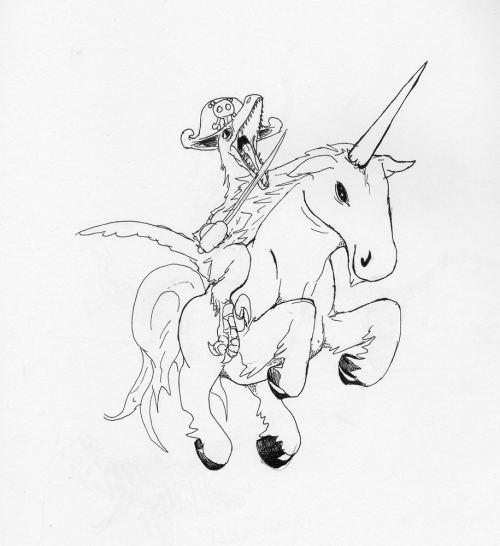 Unicorn Cavalry!