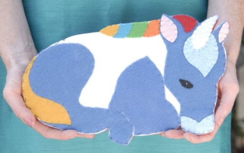 Unicorn Clutch  by robotjules on Etsy I can't believe I don't have a unicorn purse yet. Shame on me!