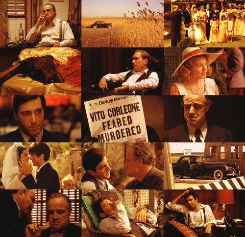 "100 Favorite Movies (in no particular order) | the Godfather (1972)    ""I'm gonna make him an offer he can't refuse."""