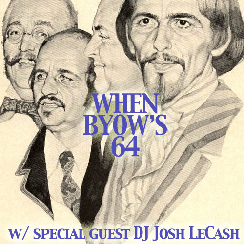 "DOWNLOAD Episode 64: When BYOW'S 647/24/11Special Guest: DJ Josh LeCash YACHT ""Paradise Engineering""Simon & Garfunkel ""Cecilia""———Givers ""Up Up Up"" (Ruen & Ryan Evans Remix)Cornershop ""Brimful Of Asha"" (Norman Cook Remix)Pulp ""Common People""Breakbot feat. Ruckazoid ""Fantasy""Neil Young & Crazy Horse ""Don't Cry No Tears""———Roy Orbison ""Only The Lonely""Friendly Fires ""Hurting""Honey Cone ""Girls It Ain't Easy""ABBA ""S.O.S.""SebastiAn ""Embody""———Little Dragon ""NightLight""Hillside Singers ""I'd Like To Teach The World To Sing""Juca Chaves ""Take Me Back To Piaui""Ty Segall ""Goodbye Bread""———Frightened Rabbit ""Swim Until You Can't See Land"""