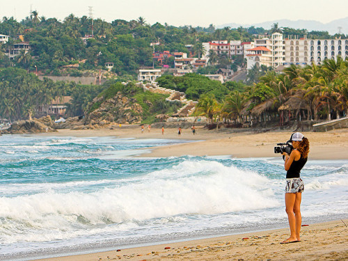 Puerto Escondido by konaboy