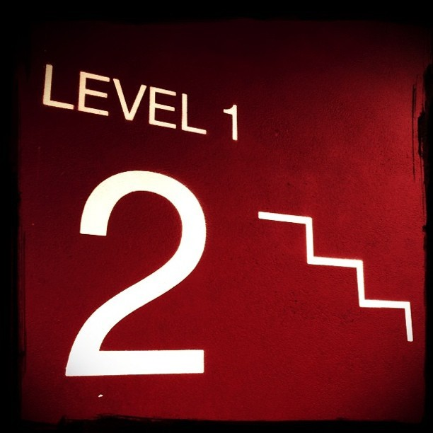 Level 1     2 (Taken with Instagram at North Star Mall)