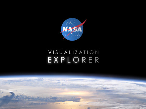 NASA Visualization Explorer iPad app:  NASA science: revealed! This is the NASA Visualization Explorer, the coolest way to get stories about advanced space-based research delivered right to your iPad. A direct connection to NASA's extraordinary fleet of research spacecraft, this app presents cutting edge research stories in an engaging and exciting format. See the Earth as you've never seen it before; travel to places otherwise unavailable to even the most intrepid explorers! Download it now, tap into the power of NASA's cutting-edge research today and check for new stories every week!