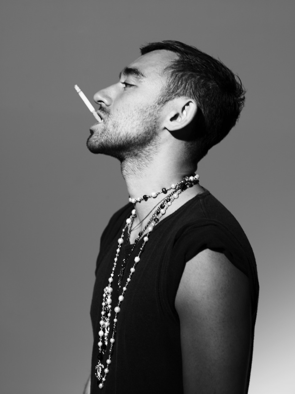 """Formichetti is just weird.. kind of like Spaghetti!""—Nicola Formichetti From Milk Made's exclusive interview with one of the most influential (badass) creative directors of our time."