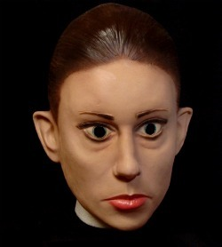 Creepy Casey Anthony Mask For Sale on eBay   If you're into absolutely terrifying people, eBay has just the thing for you. Bidding ends tonight on this Casey Anthony mask, which is probably creepy enough to make kids and adults cry out of fear.