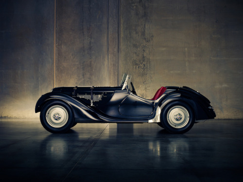 1928 BMW 328; worth around a million dollars. Photo by: Christopher Wilson