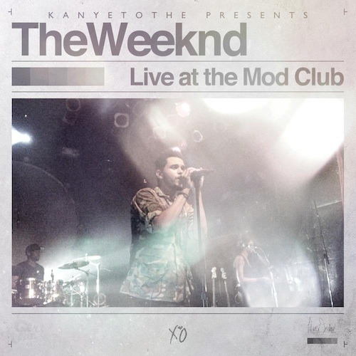 A decent-quality audio bootleg of the Weeknd's first-ever show in Toronto last Sunday.