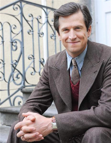 satisfythecrave:  promentory:  Guillaume Canet as a teacher in upcoming film War of the Buttons.
