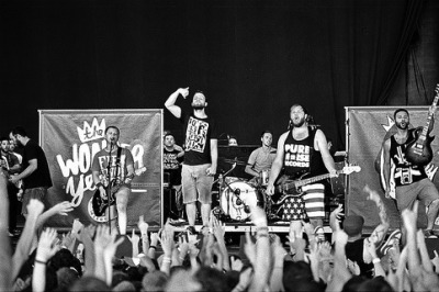 The Wonder Years Warped Tour '11